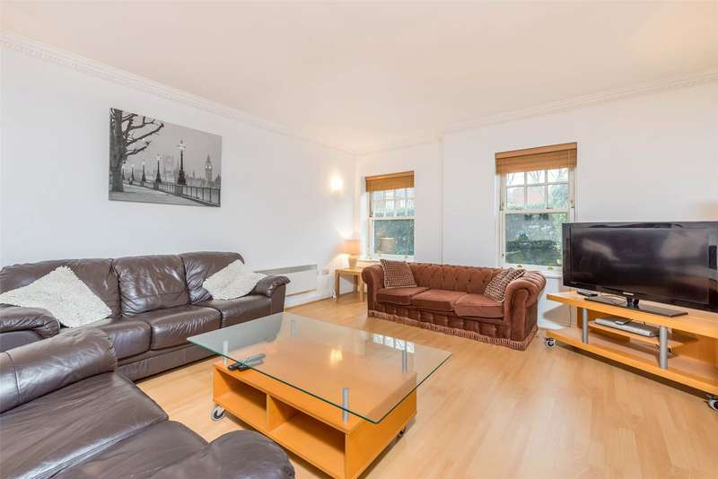3 Bedrooms Apartment Flat for sale in Mount Lodge, 102 Clapham Park Road, London, SW4