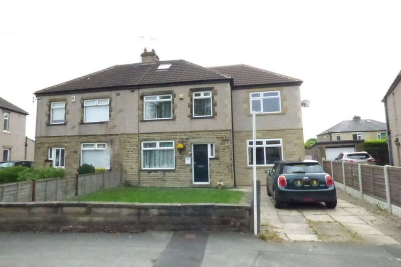 5 Bedrooms Semi Detached House for sale in Pullan Drive, Bradford, BD2