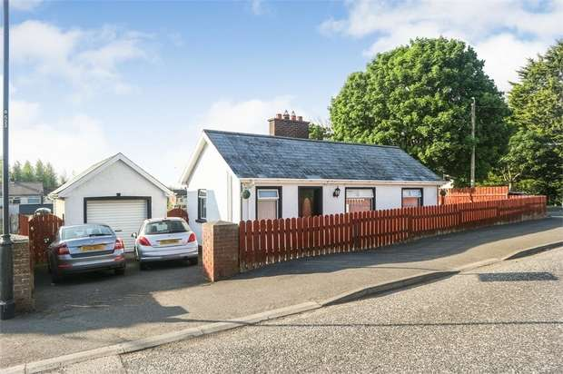 3 Bedrooms Detached Bungalow for sale in Aghalee Road, Aghagallon, Craigavon, County Armagh