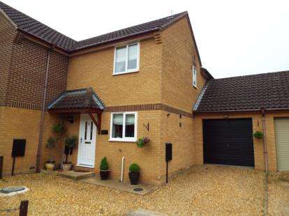 2 Bedrooms Semi Detached House for sale in Sutton, Ely, Cambridgeshire