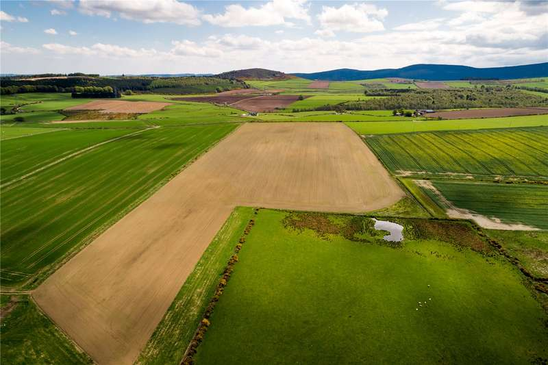 Land Commercial for sale in Land At Kinnernie, Dunecht, Aberdeenshire, AB51