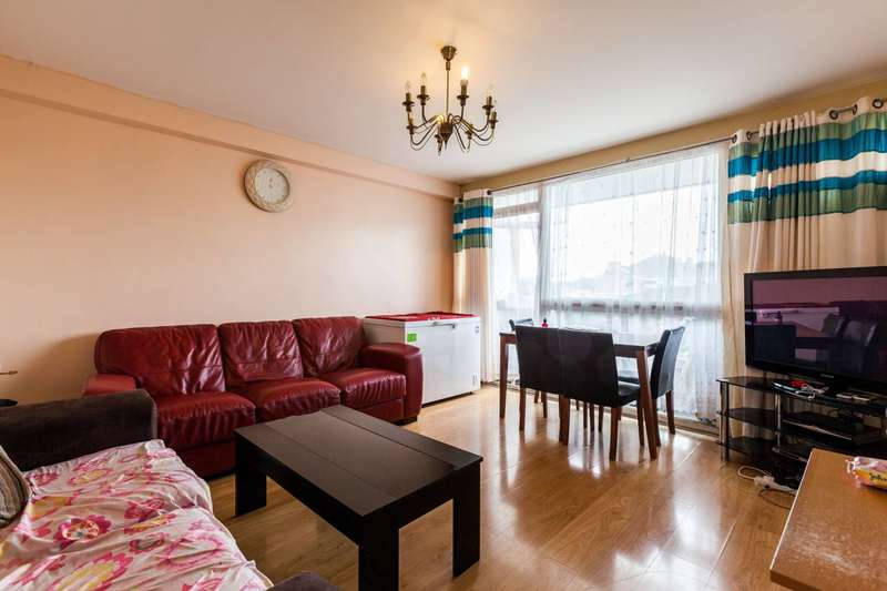 2 Bedrooms Flat for sale in Sivill House, Shoreditch, E2
