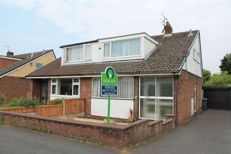3 Bedrooms Semi Detached House for sale in Seymour Road, Ashton-On-Ribble, Preston, PR2