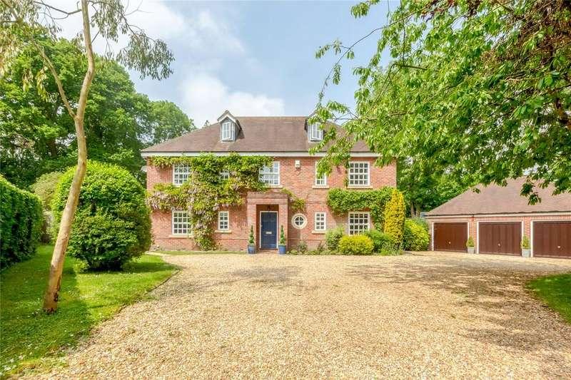 6 Bedrooms Detached House for sale in Byeways, Highclere, Newbury, Berkshire