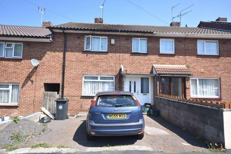 3 Bedrooms Terraced House for sale in Sheppard Road Fishponds