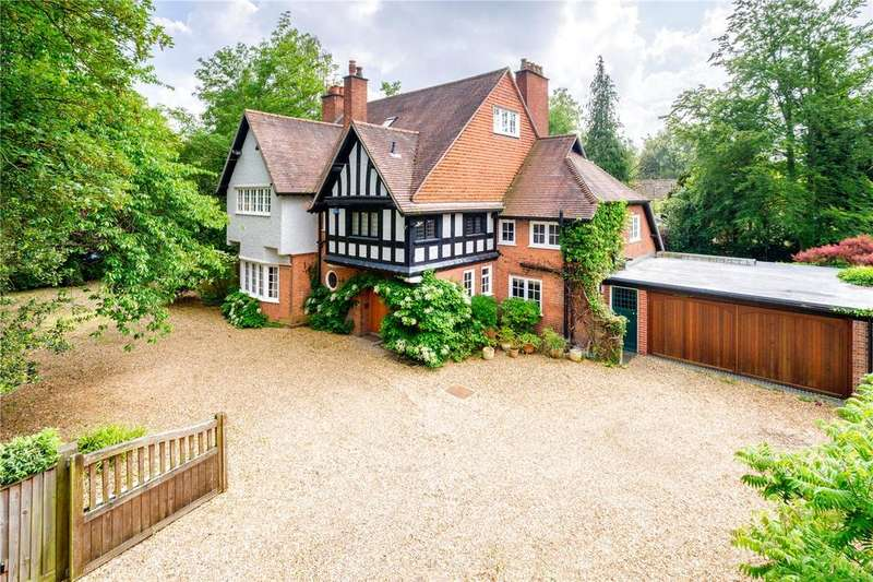 6 Bedrooms Detached House for sale in Tunwells Lane, Great Shelford, Cambridge