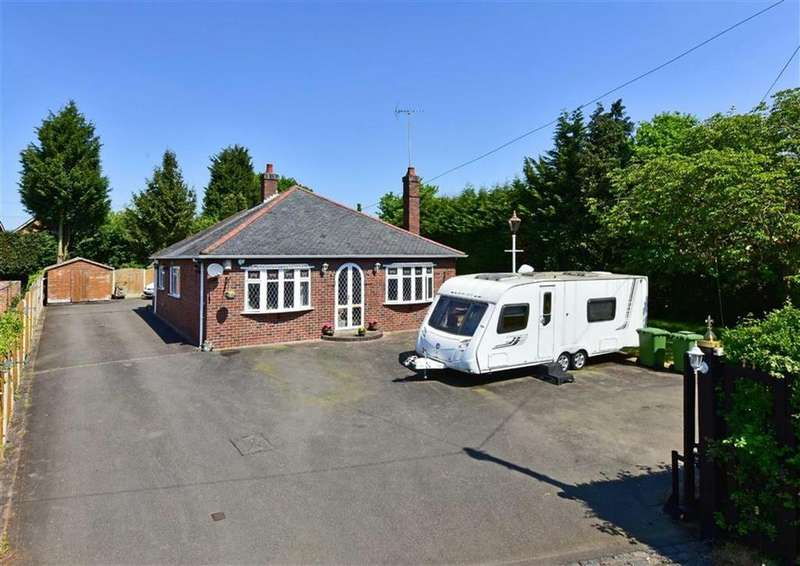 2 Bedrooms Detached Bungalow for sale in Heythrop, Light Ash Lane, Coven, Wolverhampton, WV9