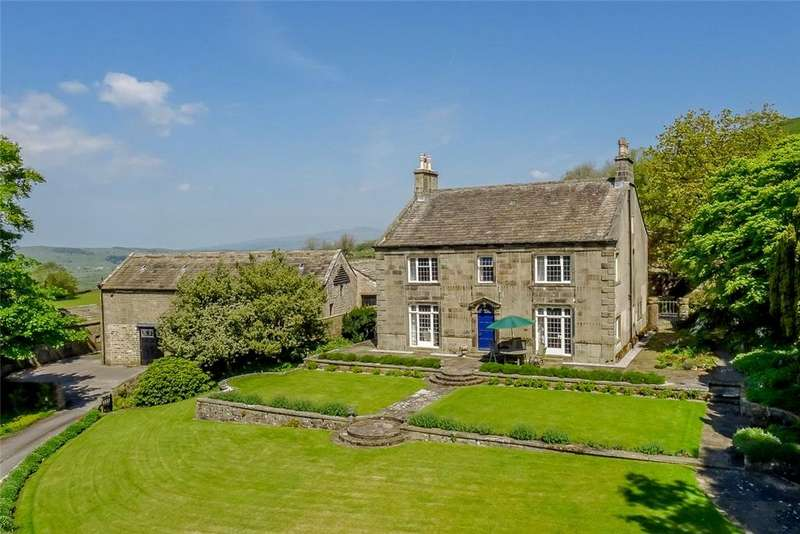 6 Bedrooms Detached House for sale in The Manor House at The Riddings, Long Preston, Near Skipton, North Yorkshire, BD23