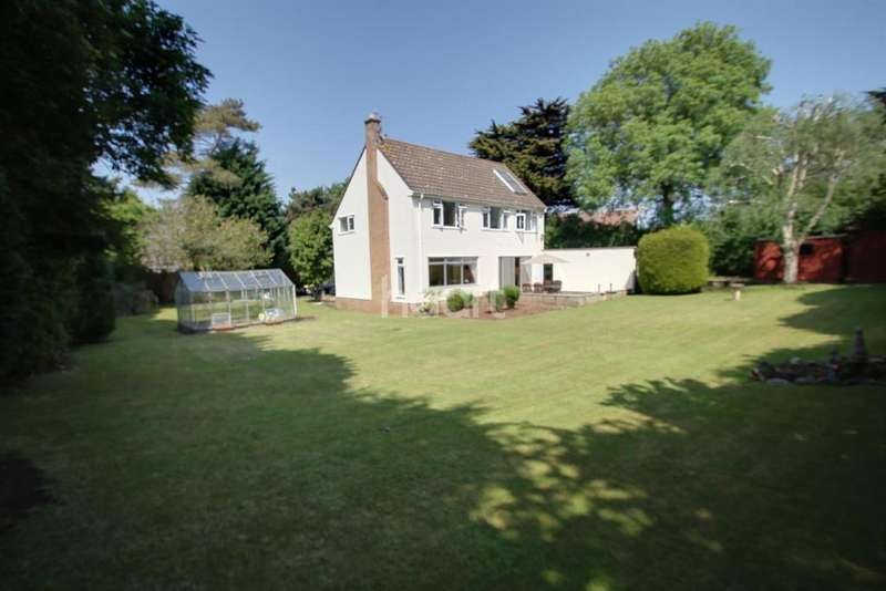 4 Bedrooms Detached House for sale in Main Road