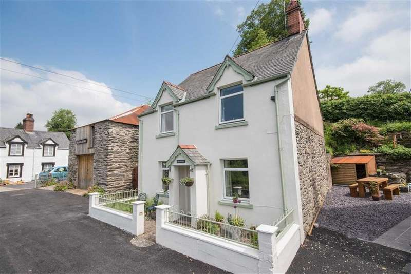 3 Bedrooms Detached House for sale in Llandderfel, Bala