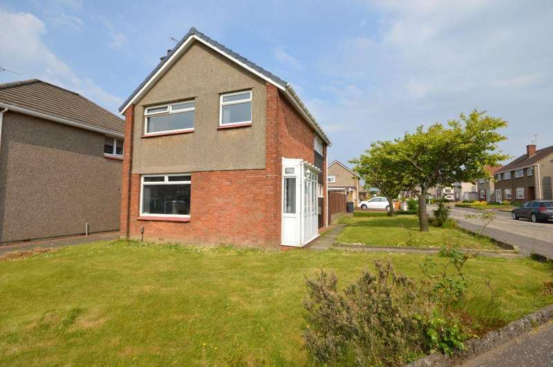 3 Bedrooms Detached Villa House for sale in 11 Rannoch Avenue, Bishopbriggs, Glasgow, G64 1BU
