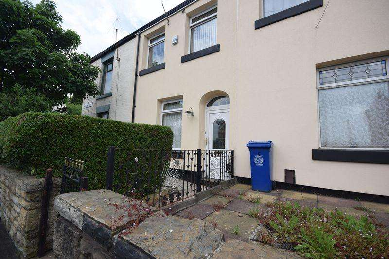 3 Bedrooms Terraced House for sale in Nelson Street, Heywood