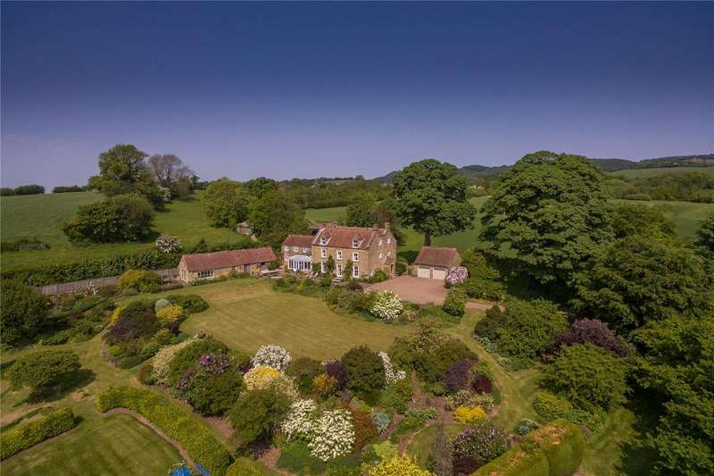 6 Bedrooms Detached House for sale in Oldstead, York, North Yorkshire, YO61
