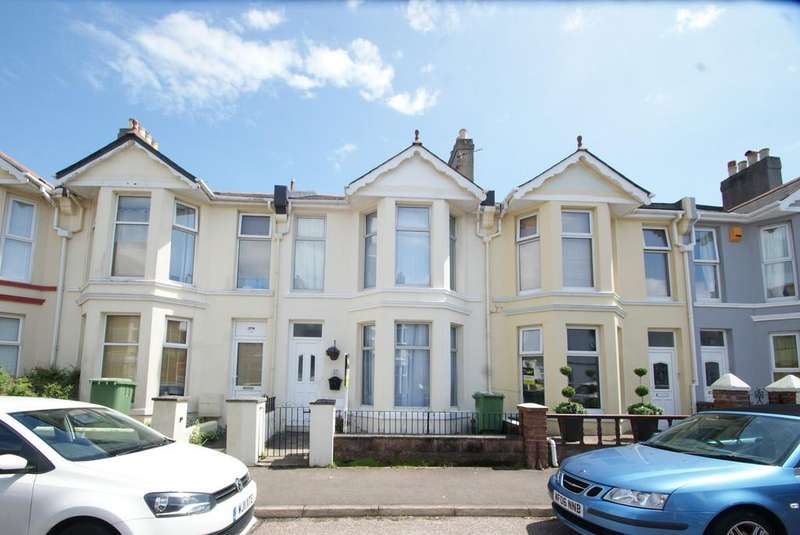 4 Bedrooms Terraced House for sale in Windermere Road | Torquay