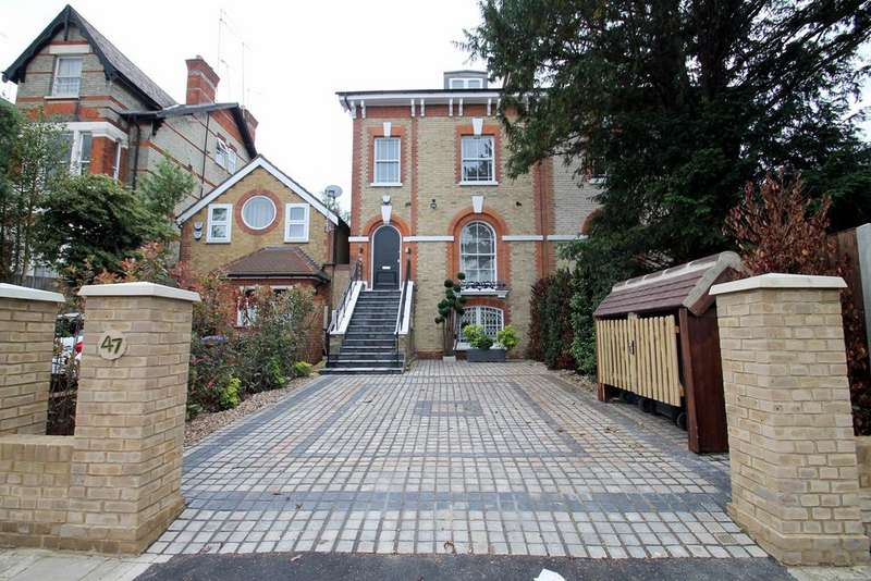 5 Bedrooms House for sale in Station Road, New Barnet, Barnet, EN5