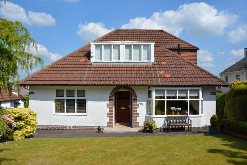 4 Bedrooms Detached House for sale in Beech Avenue, Newton Mearns, Glasgow, G77