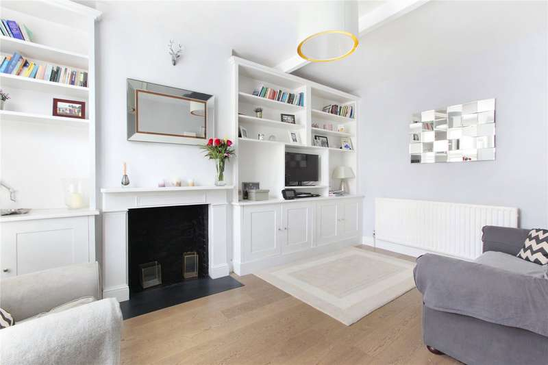 3 Bedrooms Terraced House for sale in Bucharest Road, Wandsworth, London, SW18