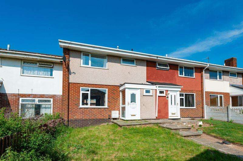 3 Bedrooms Terraced House for sale in Poplar Close, Runcorn
