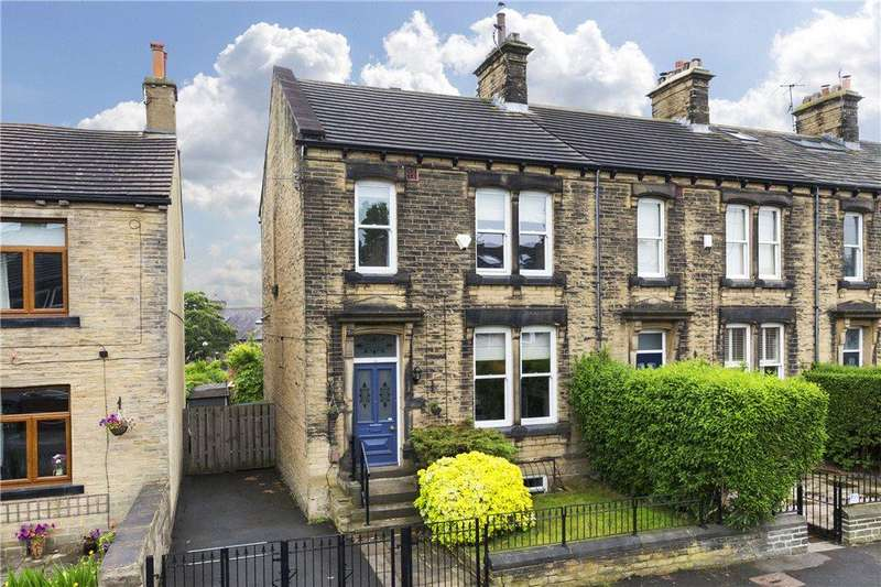 3 Bedrooms End Of Terrace House for sale in Thornhill Street, Calverley, Pudsey, West Yorkshire