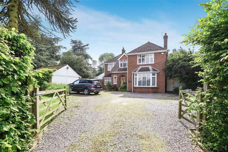 4 Bedrooms Detached House for sale in Northorpe Road, Donington, PE11
