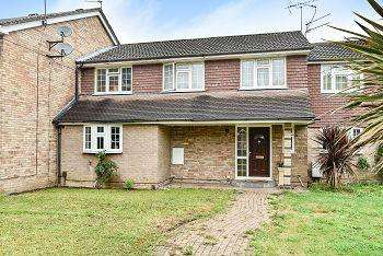 4 Bedrooms Terraced House for sale in Langdale, Maidenhead Town Centre