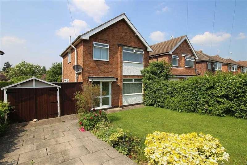3 Bedrooms Detached House for sale in Ashover Road, Allestree, Derby