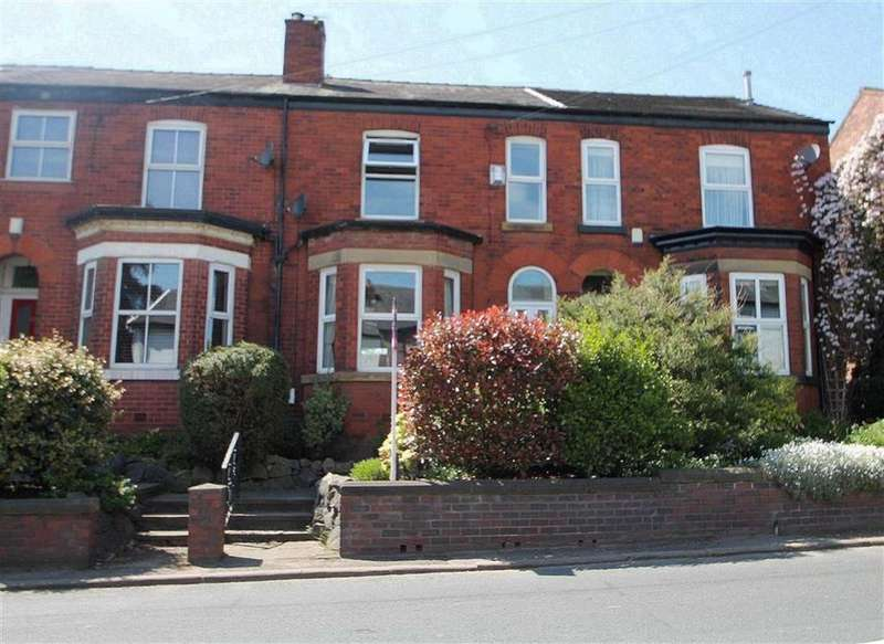 4 Bedrooms Terraced House for sale in Folly Lane, Manchester
