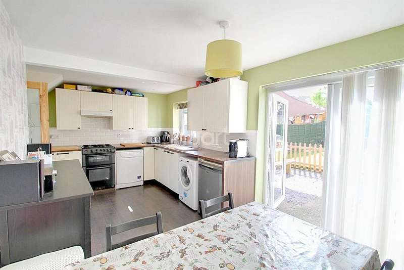3 Bedrooms Terraced House for sale in Hambledon Green, Leicester