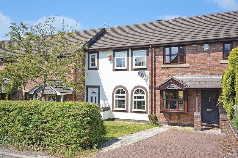 3 Bedrooms Terraced House for sale in Ridgway Gardens, Lymm