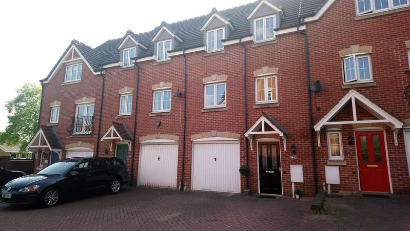3 Bedrooms Property for sale in Radbourne Street, Derby, Derbyshire