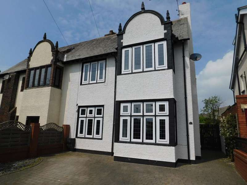 3 Bedrooms Semi Detached House for sale in 1 Carlton Avenue, Barrow In Furness, Cumbria, LA13 9AT