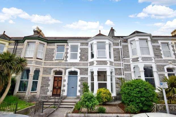 4 Bedrooms Terraced House for sale in Carlton Terrace, Lipson, Plymouth, Devon