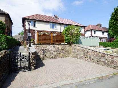 3 Bedrooms Semi Detached House for sale in Bowden Lane, Chapel-En-Le-Frith, High Peak