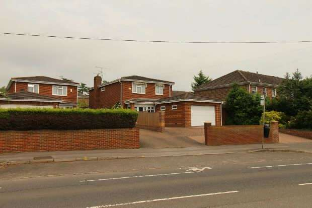 4 Bedrooms Detached House for sale in Berkeley Avenue, Reading, RG1