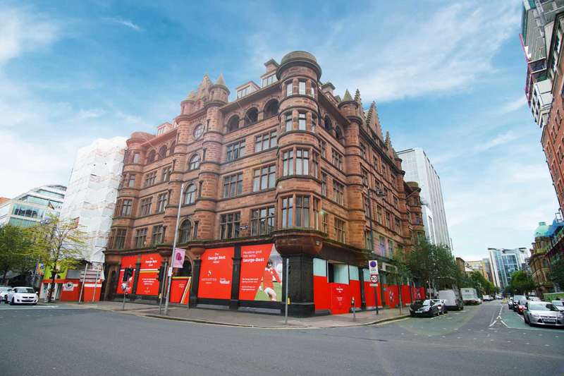 1 Bedroom Apartment Flat for sale in ?1,000 CASH BACK, Donegall Square, Belfast