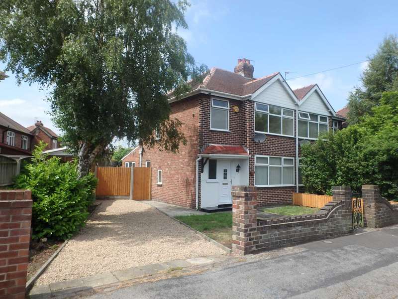 3 Bedrooms Semi Detached House for sale in Neville Avenue, Orford