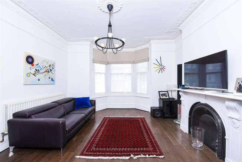 2 Bedrooms Flat for sale in Denning Road, Hampstead Village, NW3