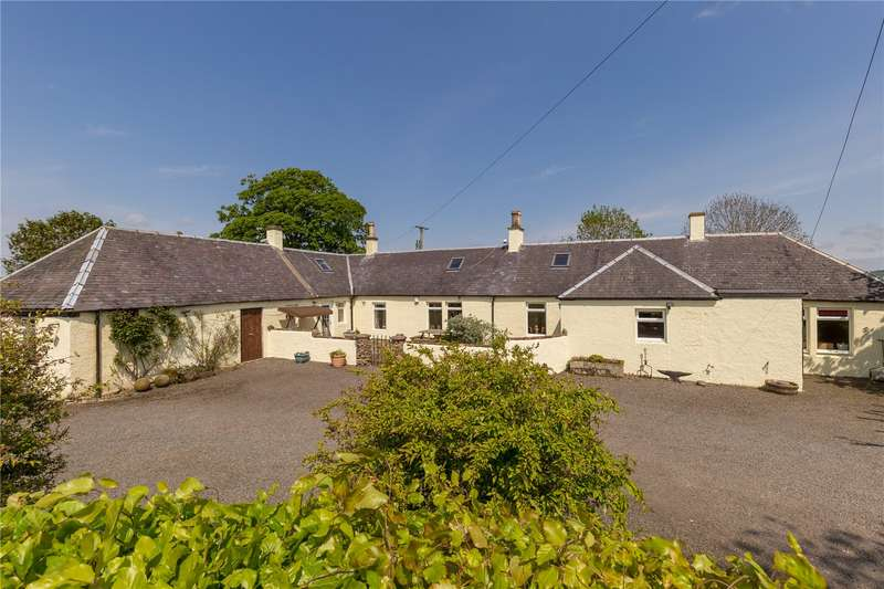 4 Bedrooms Detached House for sale in Low Ashyard, By Hurlford, Kilmarnock, East Ayrshire, KA1