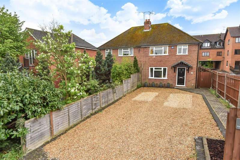 3 Bedrooms Semi Detached House for sale in Reading Road, Winnersh, Berkshire RG41 5AA