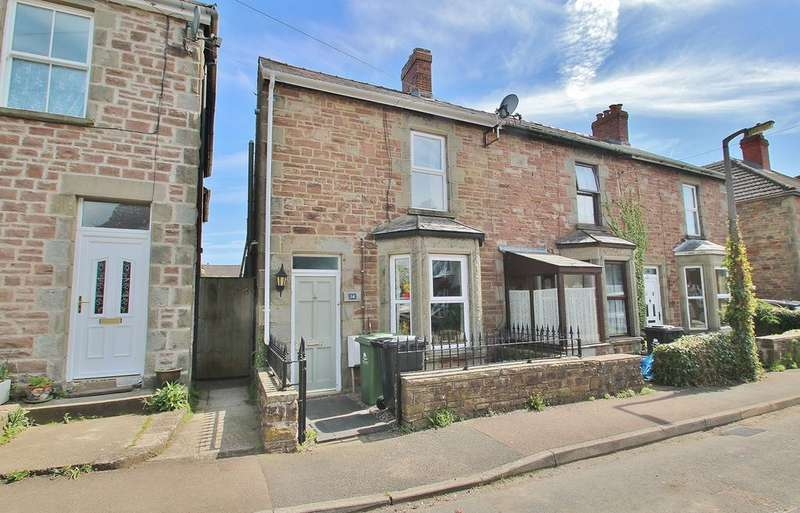 3 Bedrooms End Of Terrace House for sale in Victoria Road, Lydney, GL15