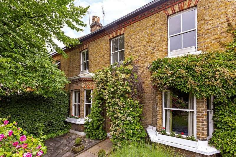 4 Bedrooms Semi Detached House for sale in St. Georges Road, Wimbledon, London, SW19