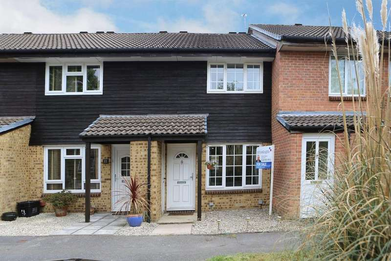 2 Bedrooms Terraced House for sale in Binbrook Close, Lower Earley