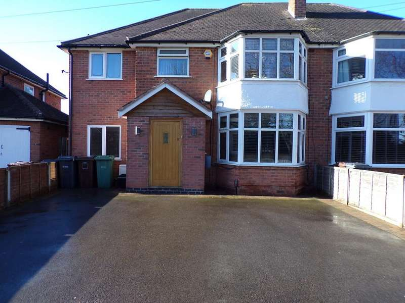 5 Bedrooms Semi Detached House for sale in Chester Road , Castle Bromwich