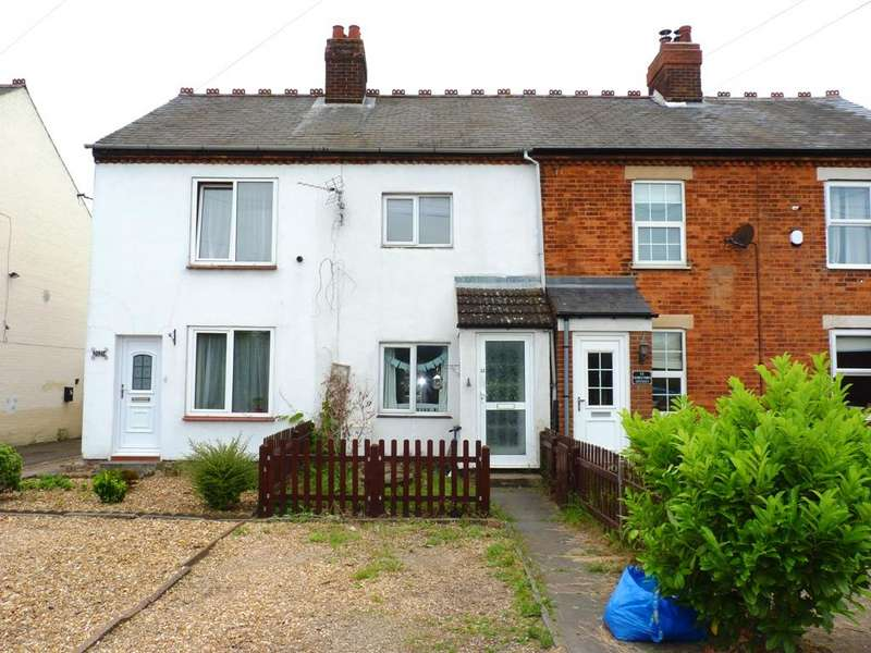2 Bedrooms Terraced House for sale in George Town Cottages, Sandy SG19