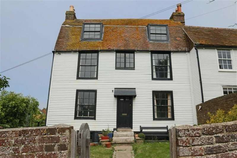 6 Bedrooms Semi Detached House for sale in Woods Passage, Hastings
