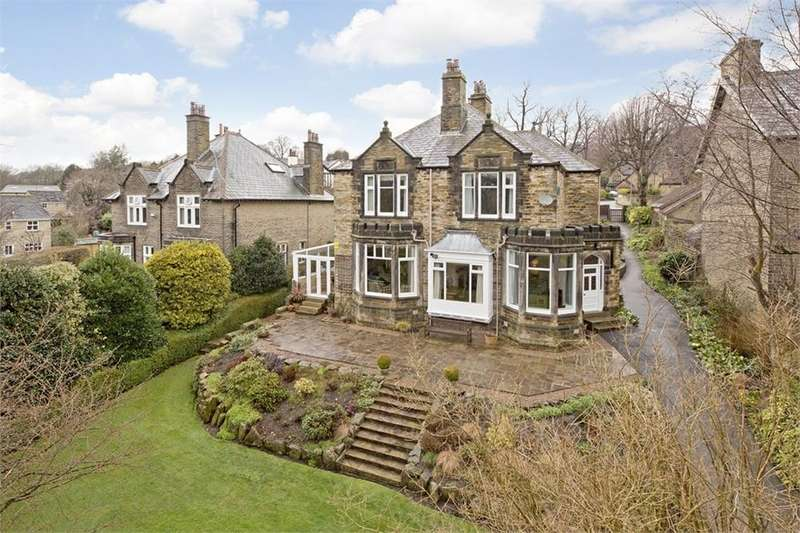 5 Bedrooms Detached House for sale in Sefton Lodge, Sefton Lodge, 49 Station Road, Baildon