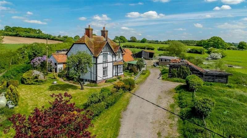 Farm Commercial for sale in Cobbinsend Road, Waltham Abbey, Essex, EN9