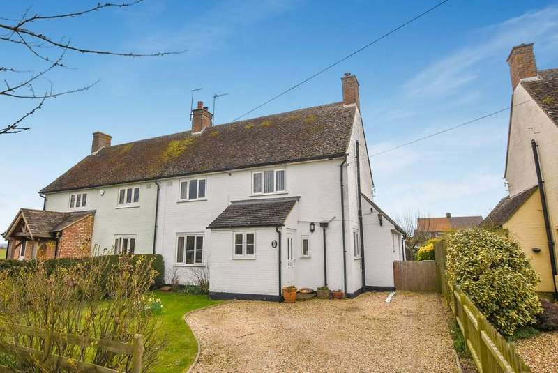 5 Bedrooms Semi Detached House for sale in Swan Hill, Cuddington