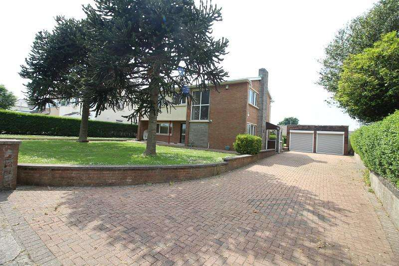 5 Bedrooms Detached House for sale in Steynton Road, Milford Haven, Pembrokeshire. SA73 1BH