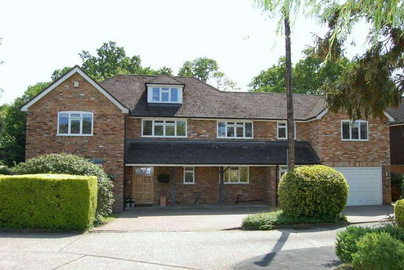 5 Bedrooms Detached House for sale in Pinewood Close, Iver Heath, Buckinghamshire, SL0 0QT